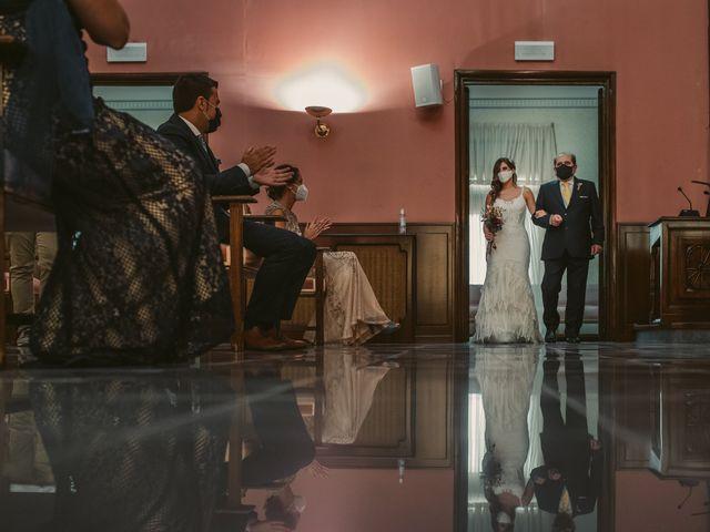 La boda de Ana y Miguel en Ejea De Los Caballeros, Zaragoza 31