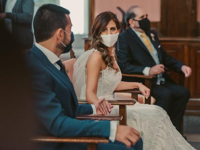 La boda de Ana y Miguel en Ejea De Los Caballeros, Zaragoza 35
