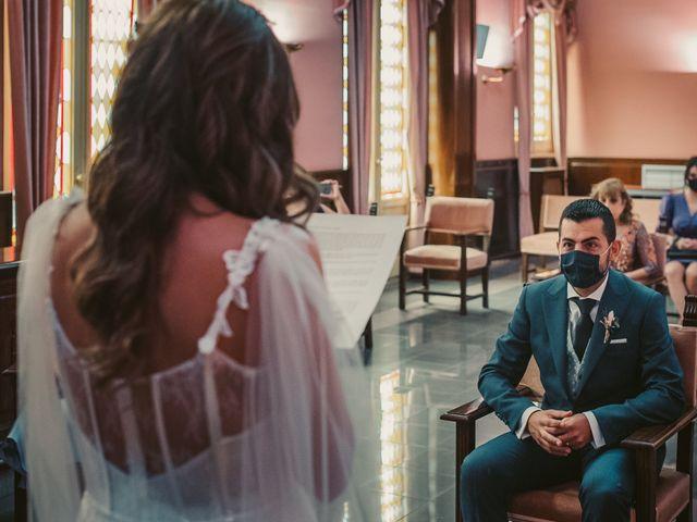 La boda de Ana y Miguel en Ejea De Los Caballeros, Zaragoza 39