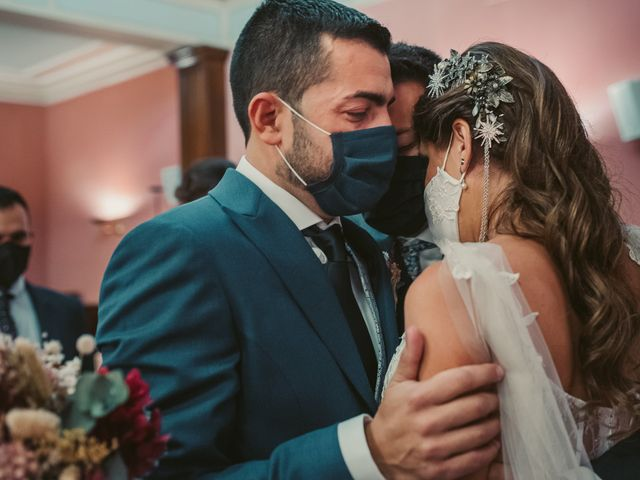 La boda de Ana y Miguel en Ejea De Los Caballeros, Zaragoza 41