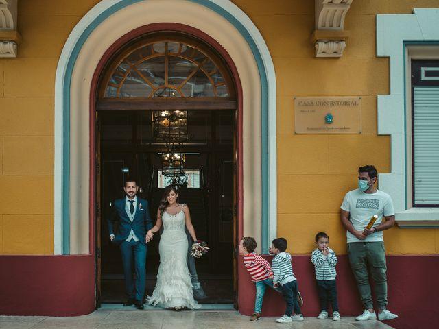 La boda de Ana y Miguel en Ejea De Los Caballeros, Zaragoza 43