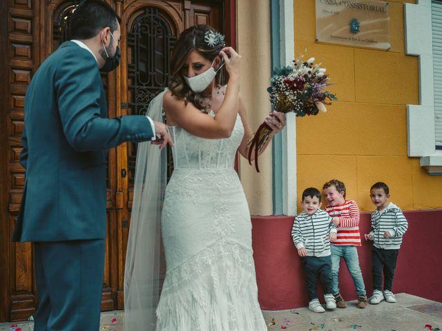 La boda de Ana y Miguel en Ejea De Los Caballeros, Zaragoza 44