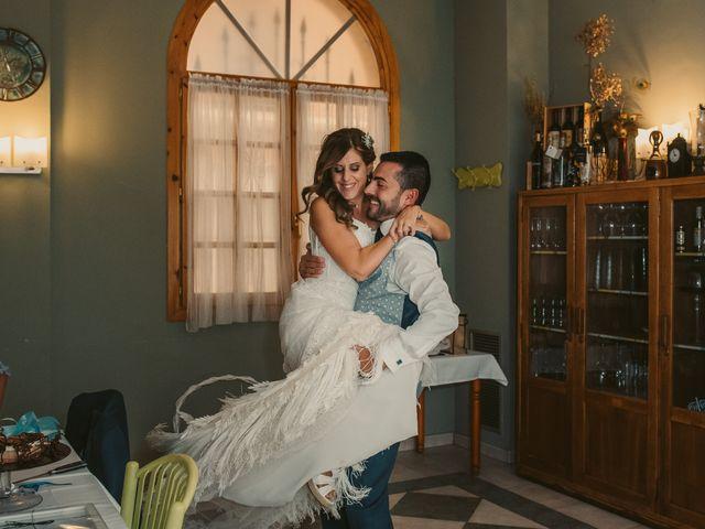 La boda de Ana y Miguel en Ejea De Los Caballeros, Zaragoza 60