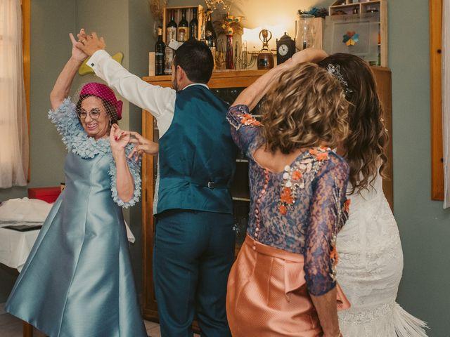 La boda de Ana y Miguel en Ejea De Los Caballeros, Zaragoza 61