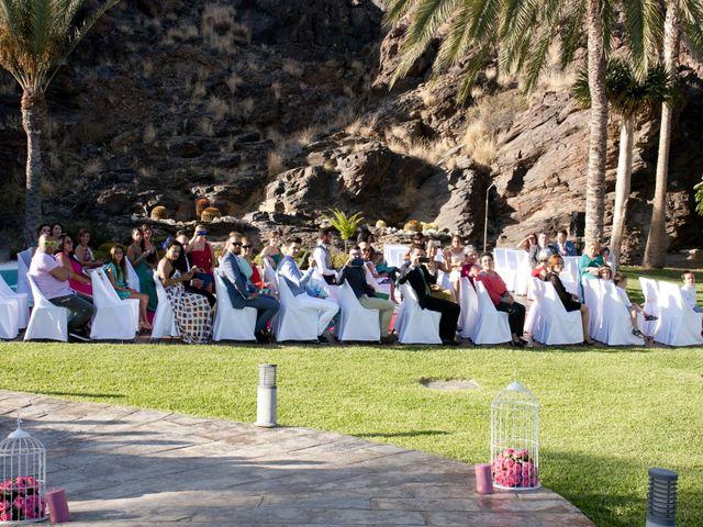 La boda de Angel y Daura en Las Palmas De Gran Canaria, Las Palmas 5