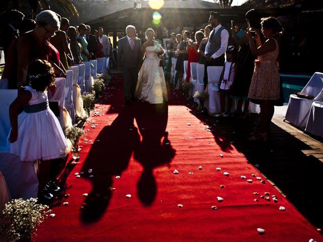 La boda de Angel y Daura en Las Palmas De Gran Canaria, Las Palmas 6