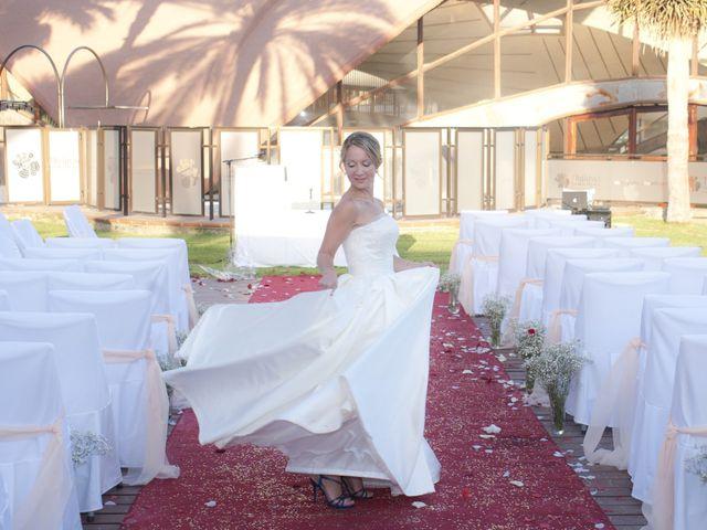 La boda de Angel y Daura en Las Palmas De Gran Canaria, Las Palmas 8