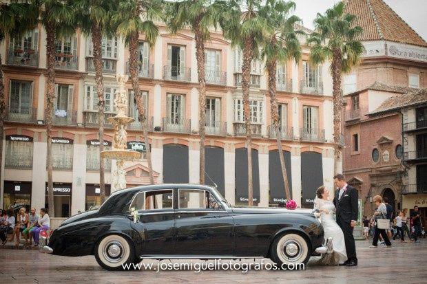 La boda de Marisa  y Jesús   en Málaga, Málaga 1