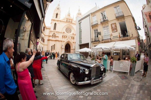 La boda de Marisa  y Jesús   en Málaga, Málaga 17