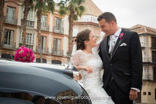 La boda de Marisa  y Jesús   en Málaga, Málaga 58