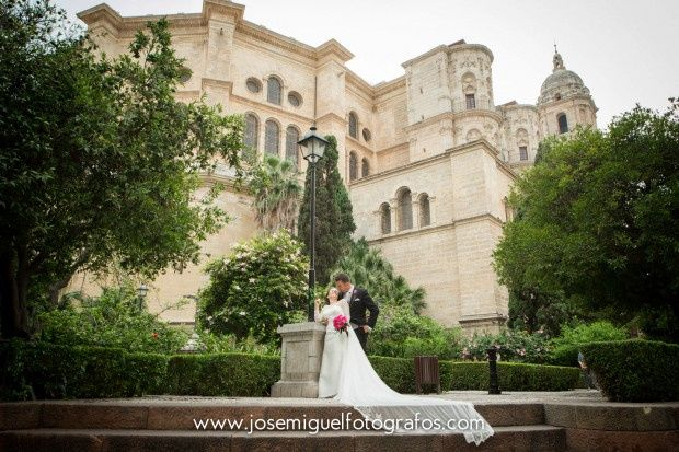 La boda de Marisa  y Jesús   en Málaga, Málaga 60