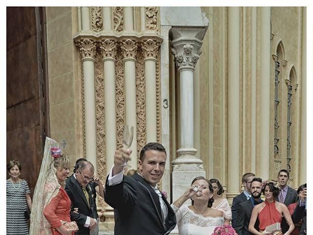 La boda de Marisa  y Jesús   en Málaga, Málaga 107