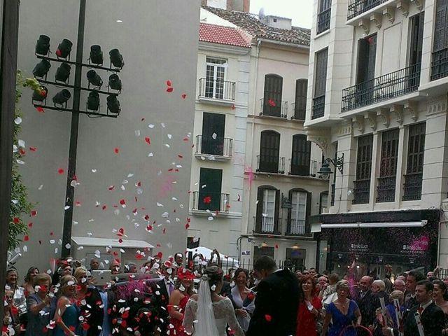 La boda de Marisa  y Jesús   en Málaga, Málaga 121