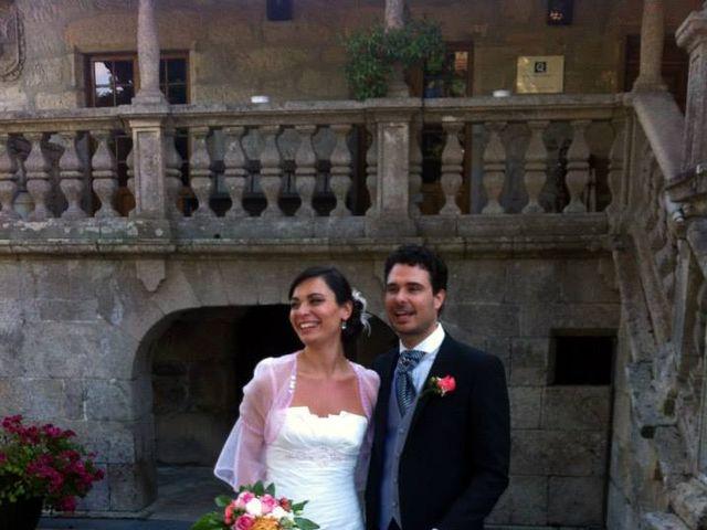La boda de Carla y Pablo en Vigo, Pontevedra 1