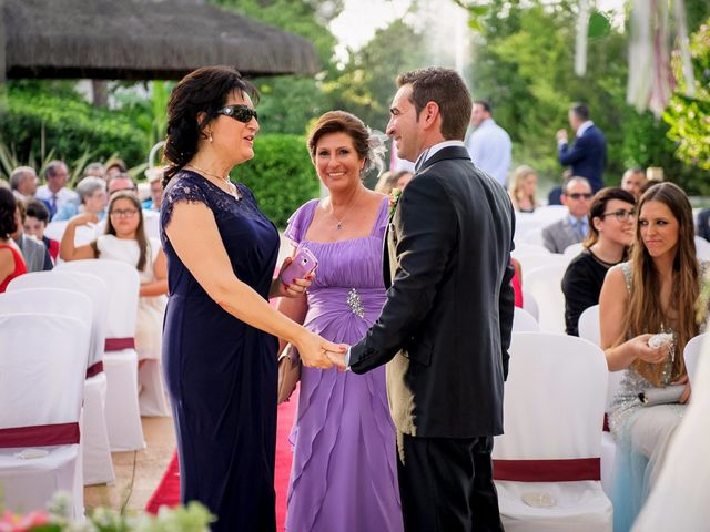 La boda de Paco y Vanessa en El Puig, Valencia 7