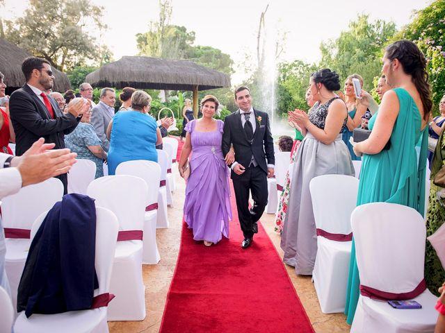 La boda de Paco y Vanessa en El Puig, Valencia 10