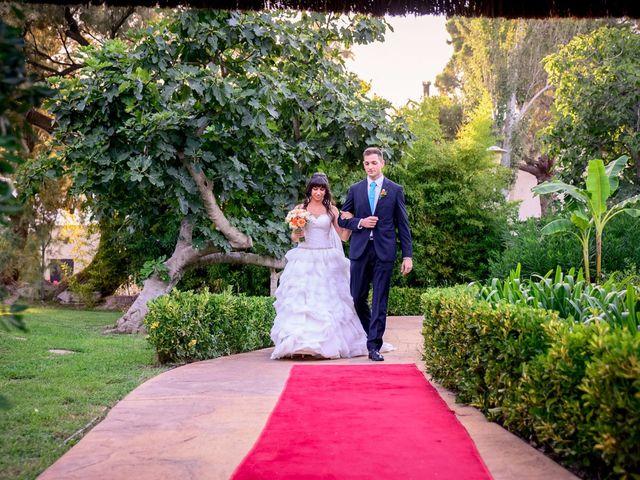 La boda de Paco y Vanessa en El Puig, Valencia 11