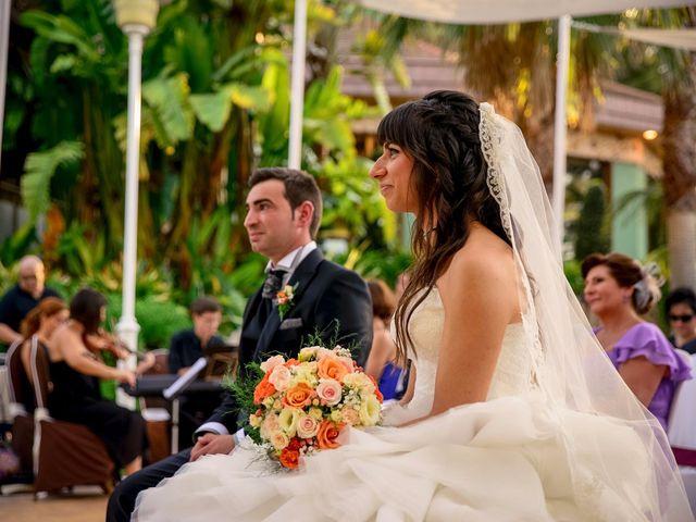 La boda de Paco y Vanessa en El Puig, Valencia 13