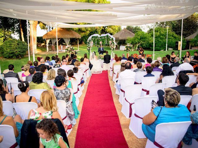 La boda de Paco y Vanessa en El Puig, Valencia 15