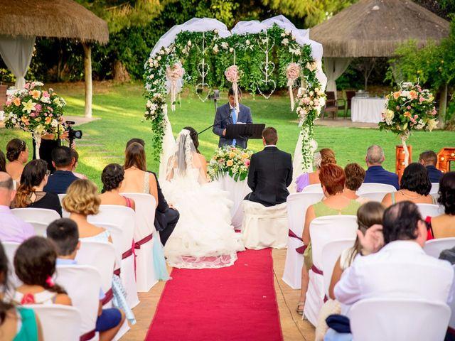 La boda de Paco y Vanessa en El Puig, Valencia 16