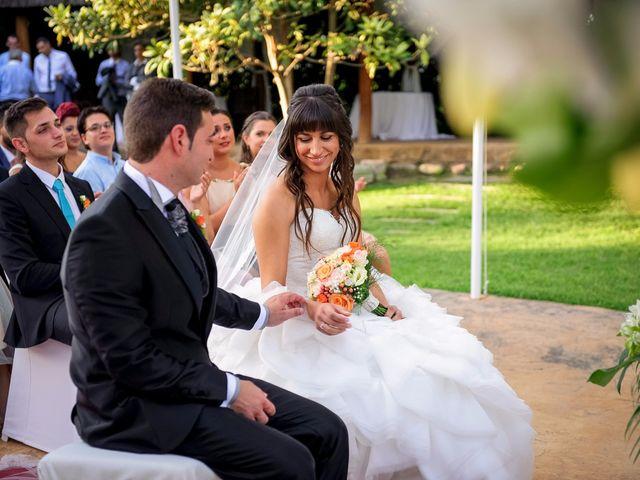 La boda de Paco y Vanessa en El Puig, Valencia 17