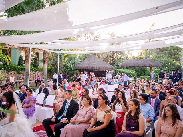 La boda de Paco y Vanessa en El Puig, Valencia 20