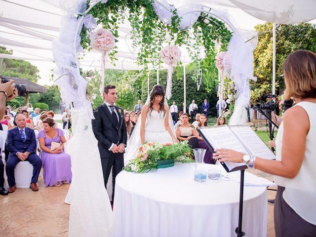 La boda de Paco y Vanessa en El Puig, Valencia 23
