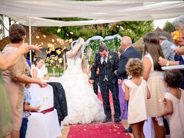 La boda de Paco y Vanessa en El Puig, Valencia 25