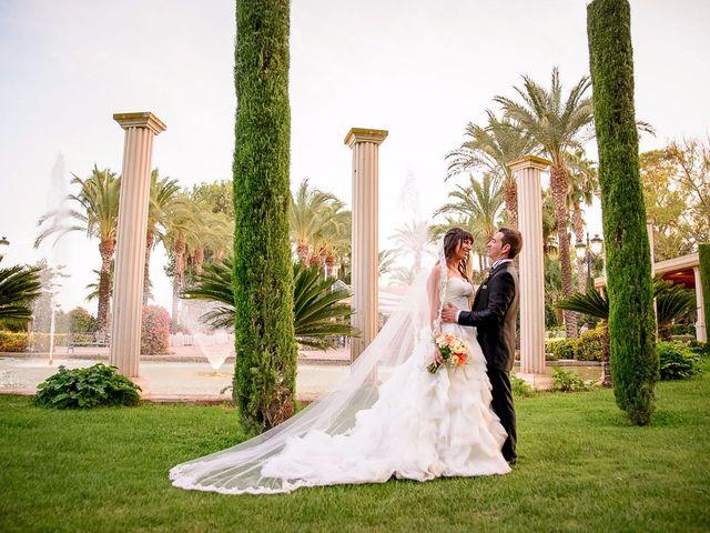 La boda de Paco y Vanessa en El Puig, Valencia 30