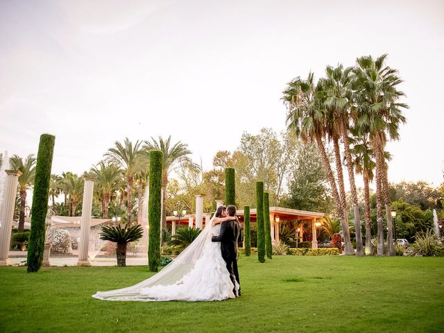 La boda de Paco y Vanessa en El Puig, Valencia 31
