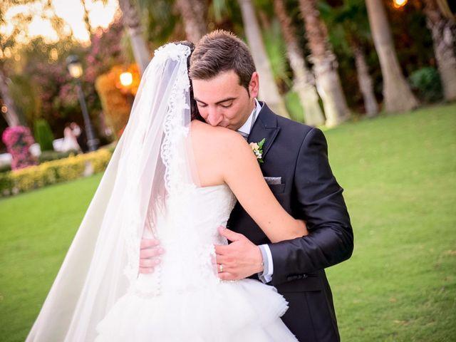 La boda de Paco y Vanessa en El Puig, Valencia 33