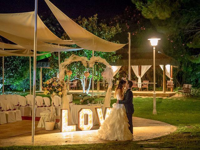 La boda de Paco y Vanessa en El Puig, Valencia 1