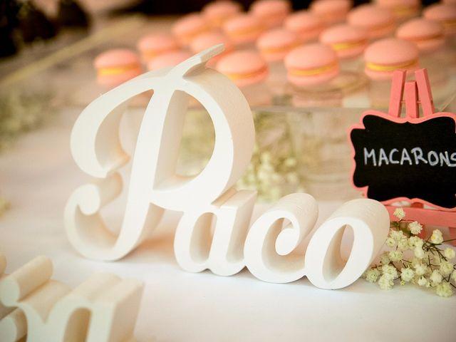La boda de Paco y Vanessa en El Puig, Valencia 42