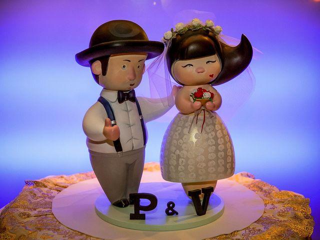 La boda de Paco y Vanessa en El Puig, Valencia 46