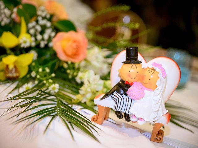 La boda de Paco y Vanessa en El Puig, Valencia 47