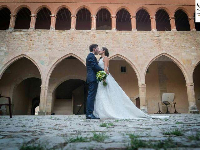 La boda de Rafael  y Silvia  en Mora De Rubielos, Teruel 1