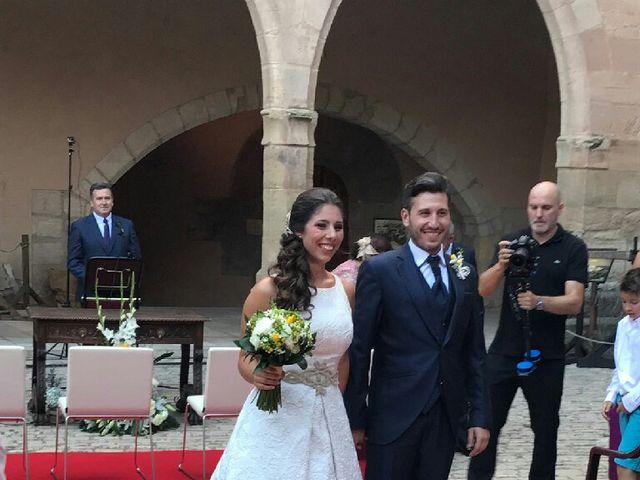 La boda de Rafael  y Silvia  en Mora De Rubielos, Teruel 5
