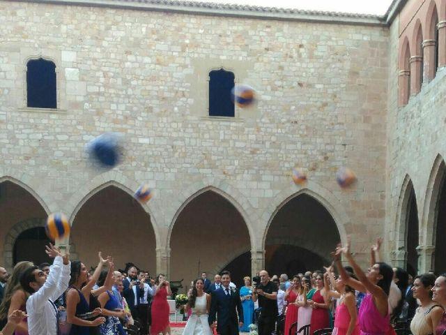 La boda de Rafael  y Silvia  en Mora De Rubielos, Teruel 6