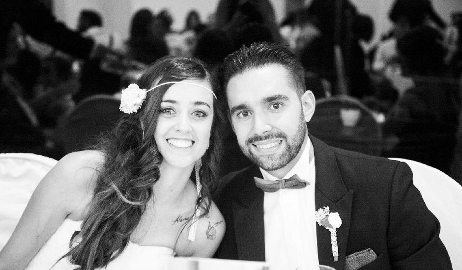 La boda de David y Pili en Móstoles, Madrid