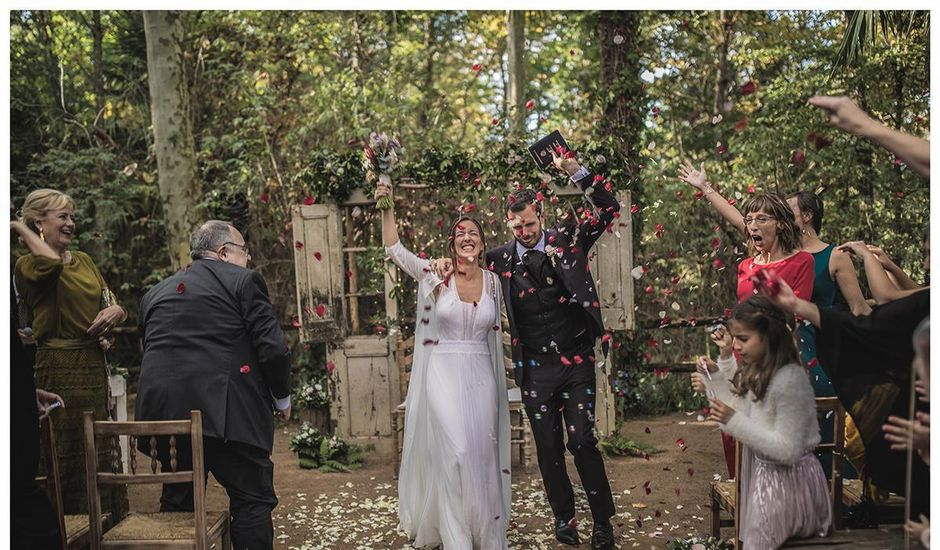 La boda de Ferran y Anna en Arbucies, Girona