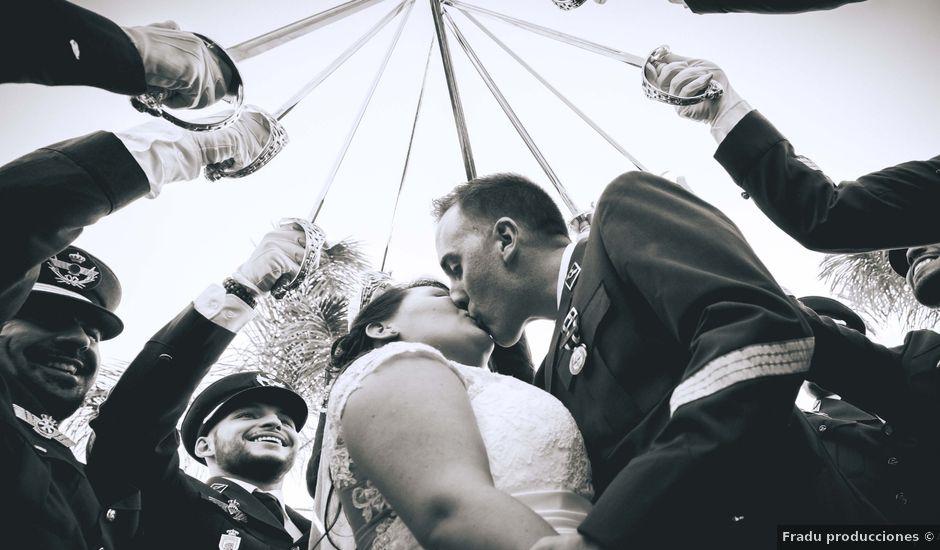 La boda de Miguel y Lidia en Carboneras, Almería