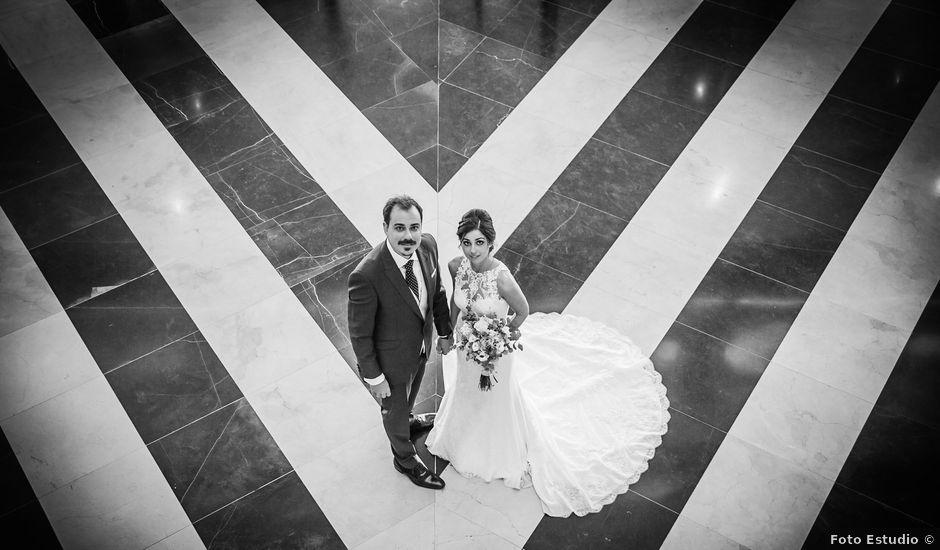 La boda de Javier y Elvira en Albacete, Albacete