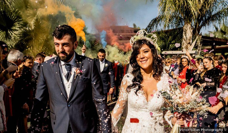 La boda de Javier y Nuria en Totana, Murcia