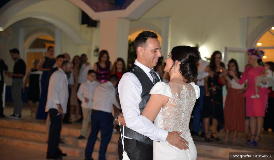 La boda de Silvia y Matías en Mula, Murcia