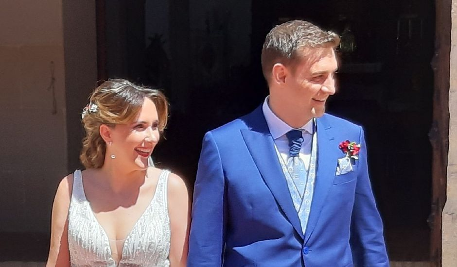 La boda de Sergio y Pilar en Santiago De La Espada, Jaén