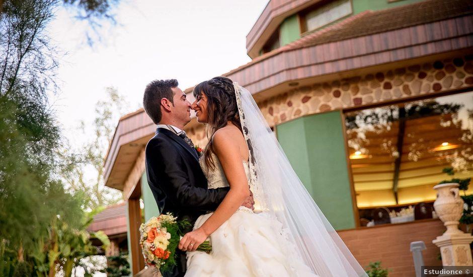 La boda de Paco y Vanessa en El Puig, Valencia