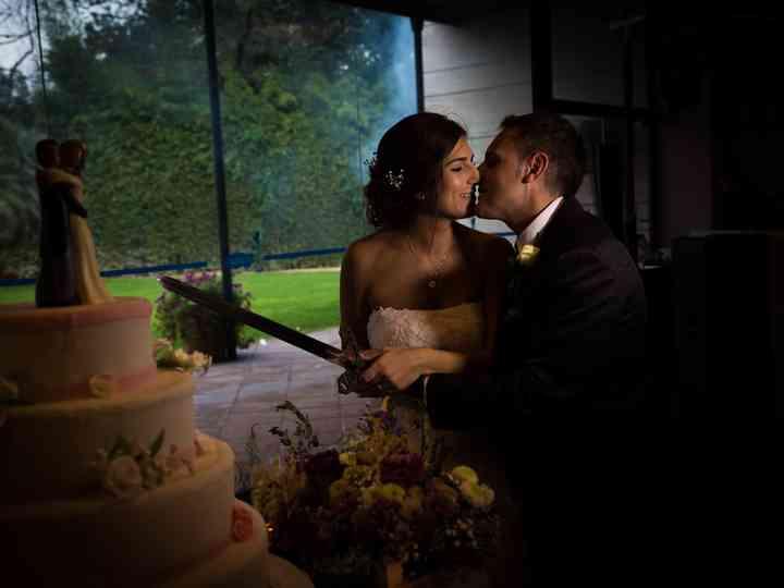 La boda de Nuri y Toni