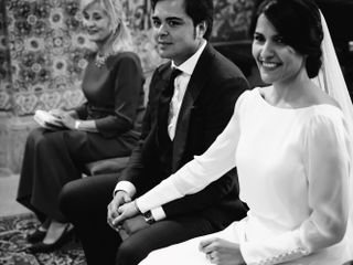 La boda de Olga y Alberto