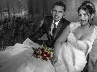 La boda de Aroa y Eduardo