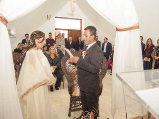 La boda de Nandy y Pepe